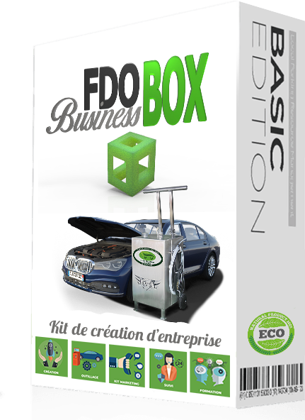 Packaging FDO Business box